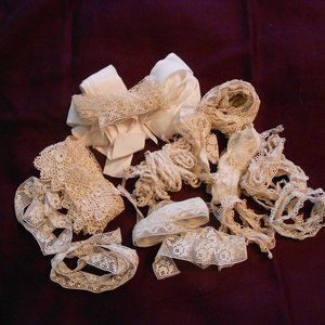 Vintage lace bundle